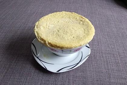 Low carb Eiweiß-Tassenkuchen aus der Mikrowelle 12