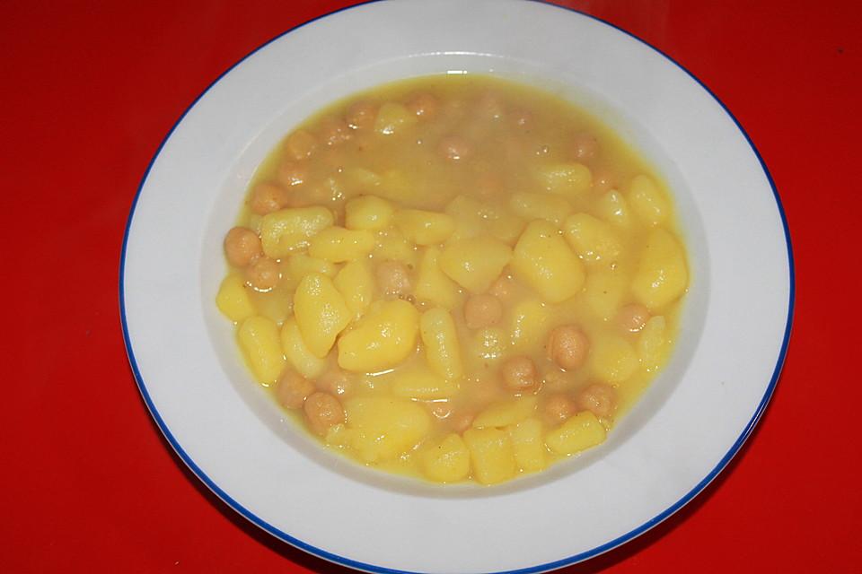 Kichererbsen Rezepte Eintopf : kichererbsen kartoffel eintopf von jasmin petra wenzel ~ Lizthompson.info Haus und Dekorationen