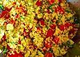 Sommerlich frischer Couscous-Salat