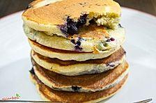 Pefekte Blueberry Pancakes selber machen