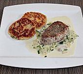 Thunfisch-Pfeffer-Steaks