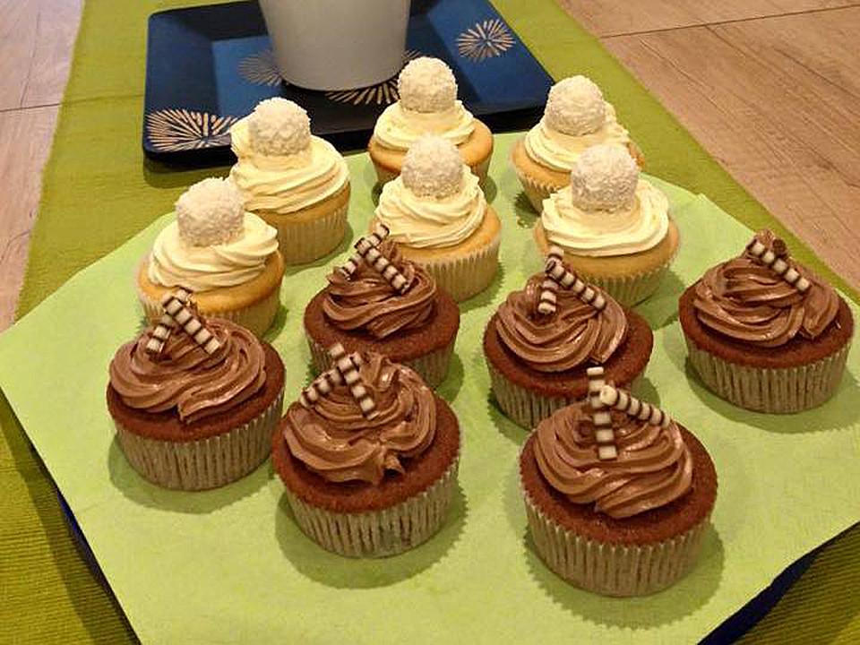 cupcakes mit nutella f llung rezept mit bild von melju1989