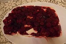 Weiße Schoko-Lasagne