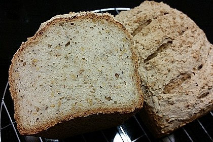 Glutenfreies Küchenzauber Brot 2
