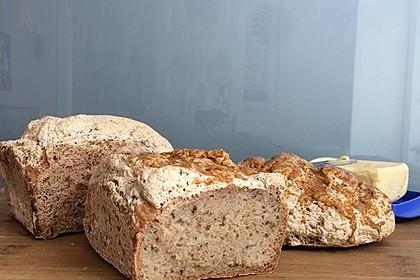 Glutenfreies Küchenzauber Brot 1