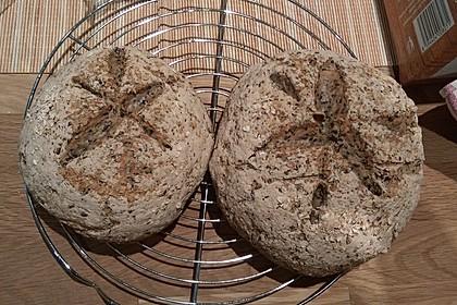 Glutenfreies Küchenzauber Brot