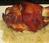 Schweine Grillhaxen (Bild)