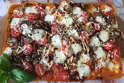 Putenschnitzel Toscana