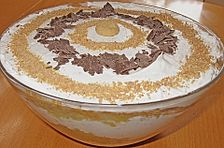 Amarettini - Apfel Dessert