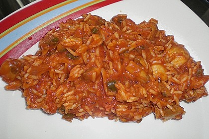 Griechischer Tomatenreis 33