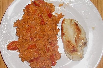 Griechischer Tomatenreis 25