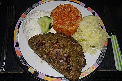 Griechischer Tomatenreis 1