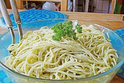 Supereinfacher Spaghettisalat 0