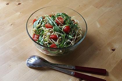 Supereinfacher Spaghettisalat 1