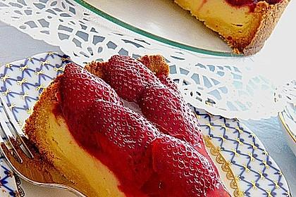 Erdbeer - Käsetorte 8