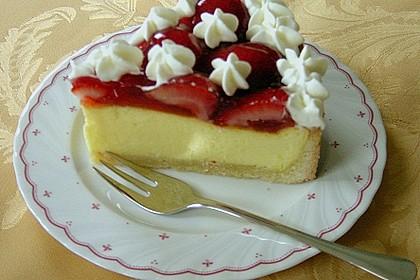 Erdbeer - Käsetorte 18