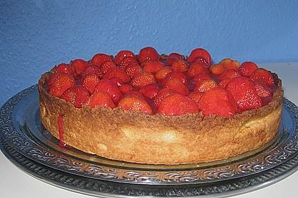 Erdbeer - Käsetorte 17