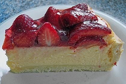 Erdbeer - Käsetorte 11