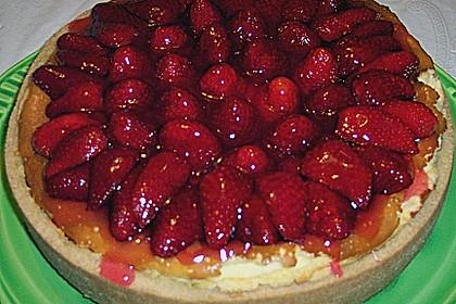 Erdbeer - Käsetorte 24