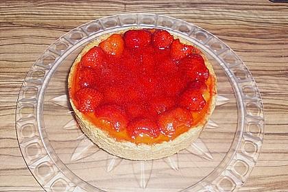 Erdbeer - Käsetorte 23