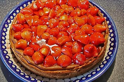Erdbeer - Käsetorte 25