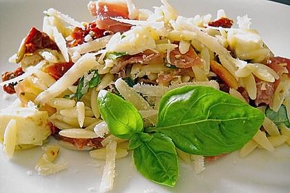 Nudelsalat auf italienisch 4