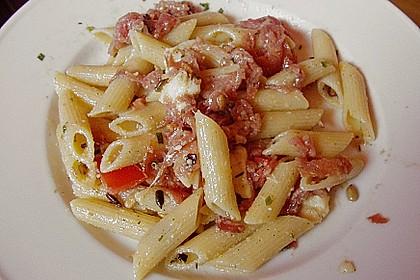 Nudelsalat auf italienisch 97