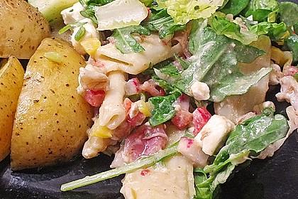 Nudelsalat auf italienisch 78