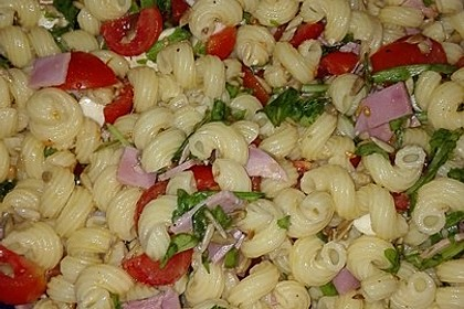 Nudelsalat auf italienisch 48