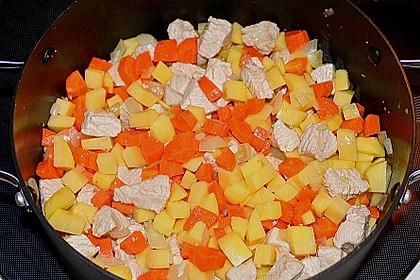 Feuriger Puten - Kartoffel - Topf 7