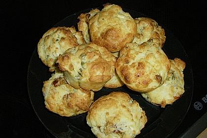 Feta - Oliven - Muffins 2