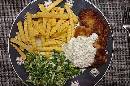 Hessisches Schmandschnitzel 2