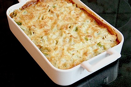Brokkoli - Fenchel - Auflauf mit Kartoffeln 3