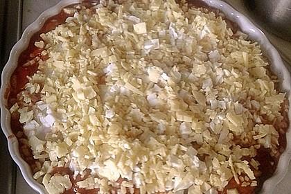 Gemüse - Lasagne vegetarisch 16