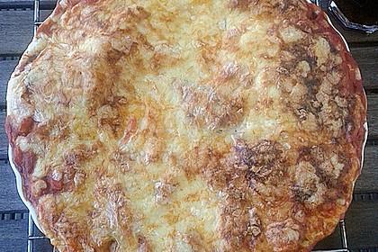 Gemüse - Lasagne vegetarisch 7