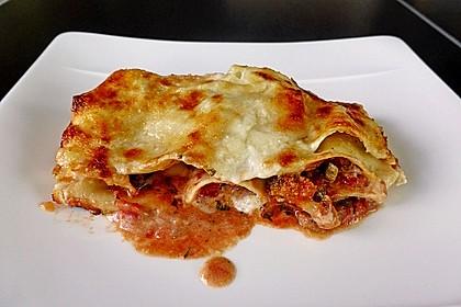 Gemüse - Lasagne vegetarisch 2