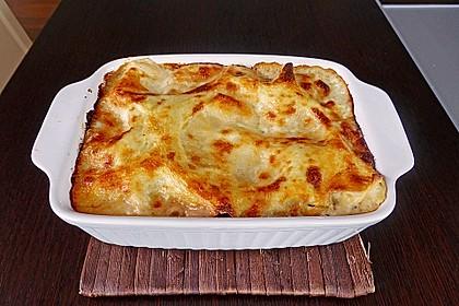 Gemüse - Lasagne vegetarisch 6