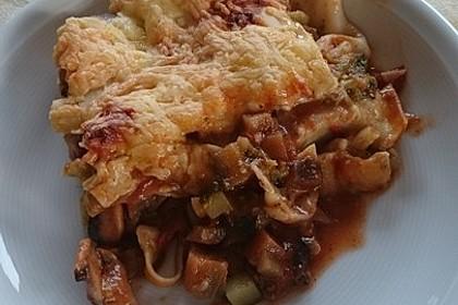 Gemüse - Lasagne vegetarisch 8