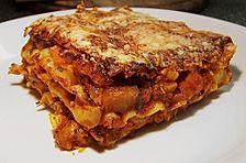 Gemüse - Lasagne vegetarisch