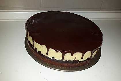 Schokoladen - Kokos - Kuchen