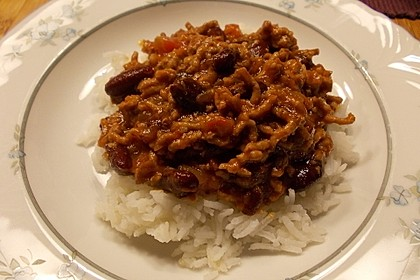 Chili con carne 23