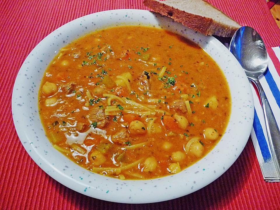 ramadansuppe aus marokko (rezept mit bild) von wert | chefkoch.de - Marokkanische Küche Rezepte