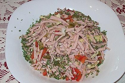 Österreichischer Wurstsalat 0
