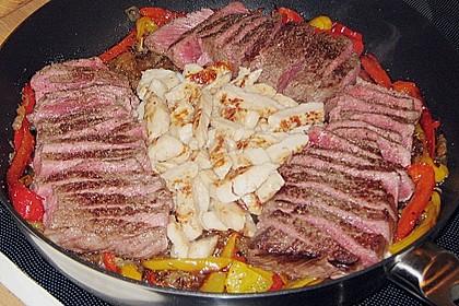 Fajitas mit Guacamole 6