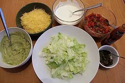 Fajitas mit Guacamole 2