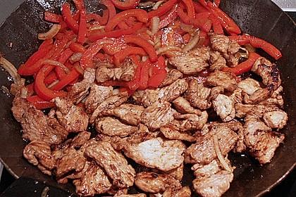 Fajitas mit Guacamole 1