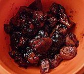 Fajitas mit Guacamole (Bild)