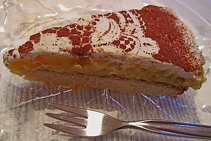 Schwedische Apfel - Sahne - Torte 3