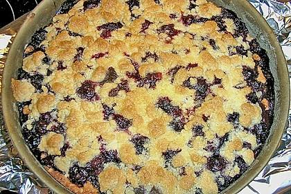 Obststreuselkuchen nach Wahl 6