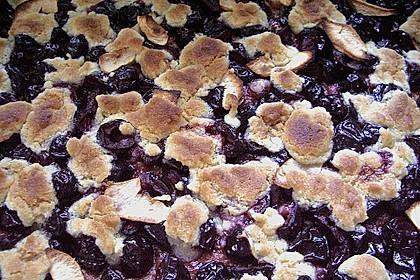 Obststreuselkuchen nach Wahl 22